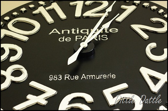 Large-French-Wall-clock