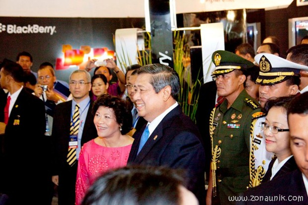 foto keseharian Presiden Indonesia Susilo Bambang Yudhoyono (42)