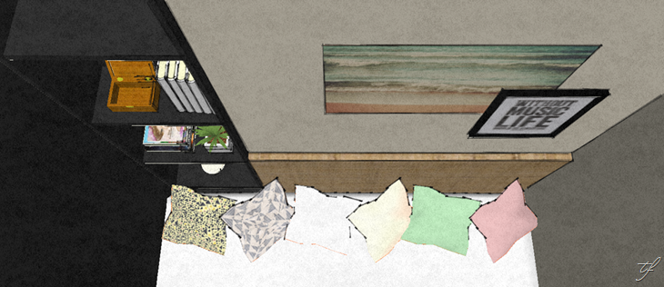 nicho-embutido-no-quarto