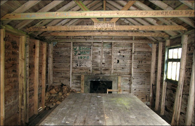 INTERIOR, DULNAIN BOTHY No. 1
