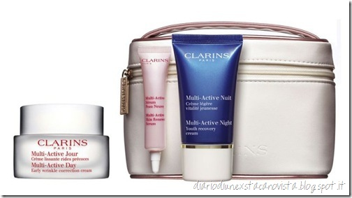 clarins VANITY CAPITAL LUMIERE