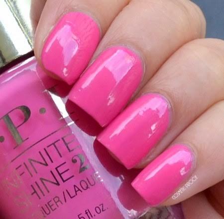 OPI Infinite Shine Girl Without Limits Swatch Review (2)