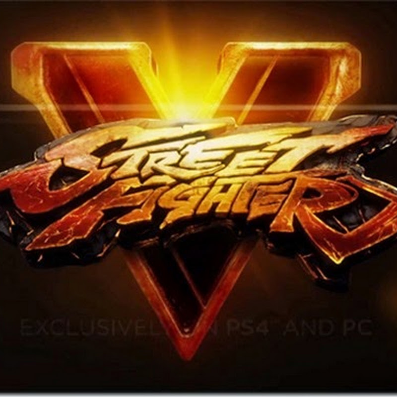 Street fighter V is coming at 2016