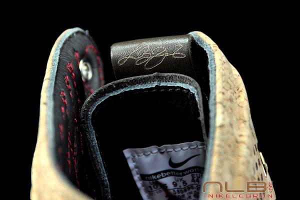 The Showcase NIKE LEBRON X Cork 8220World Champions8221 Shoes