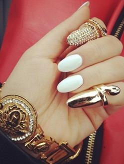 anel de unhas