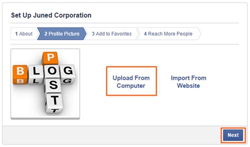 Cara Membuat Halaman FanPage Facebook 07