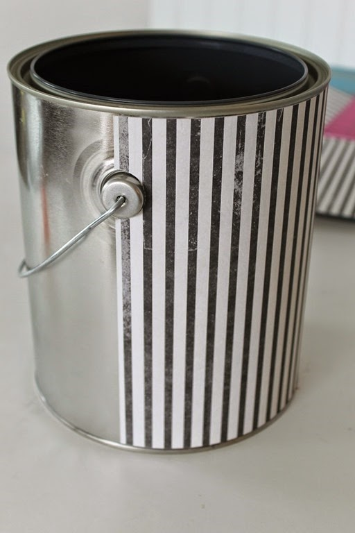 how to reuse a paint can