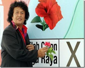 Herman Tino Buat Majlis Kenduri Meraikan Kekalahannya! (1)