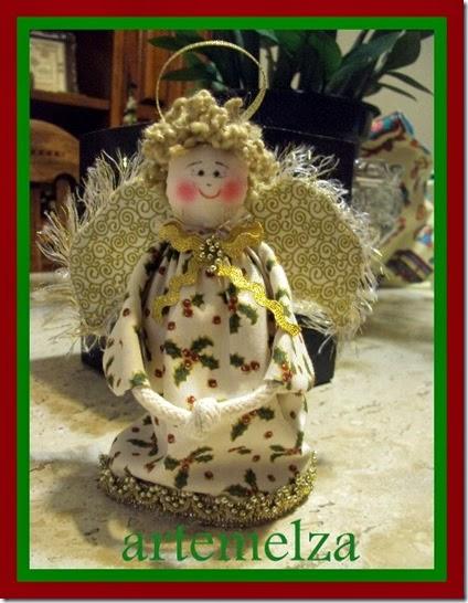 artemelza - anjo feliz