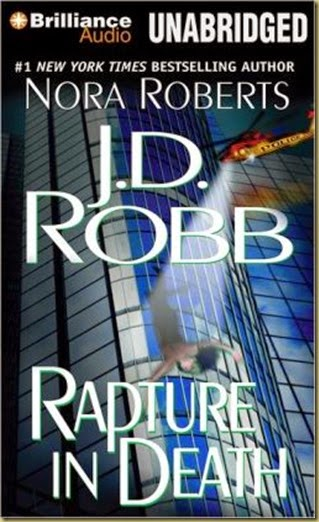 Rapture in Death by J.D. Robb - Thoughts in Progress
