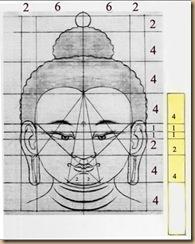how to draw buddha