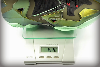 lebron11 king of the jungle 27 web LEBRON 11 Breakdown: Yes, its True to Size & Yes, its the Lightest LBJ Sig!
