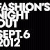 Fashion's Night Out 9/6/12