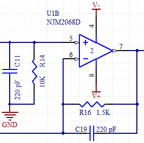op amp circuit