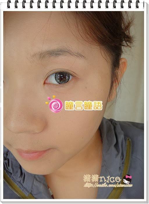 韓國NEO隱形眼鏡-Dali Heart心語灰9