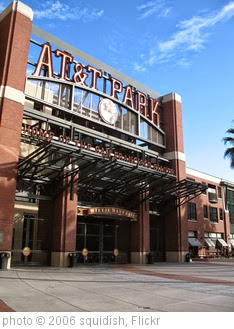 'AT&T Park' photo (c) 2006, squidish - license: https://creativecommons.org/licenses/by/2.0/