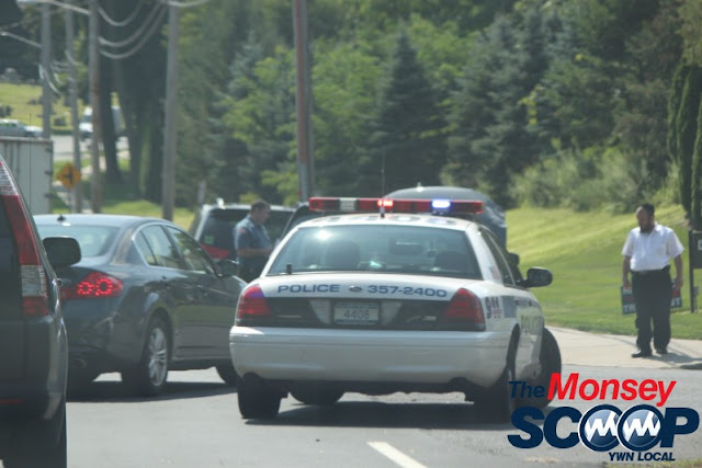 Minor MVA On Route 306 & Kearsing Pkwy (Moshe Lichtenstein) - IMG_5635.jpg