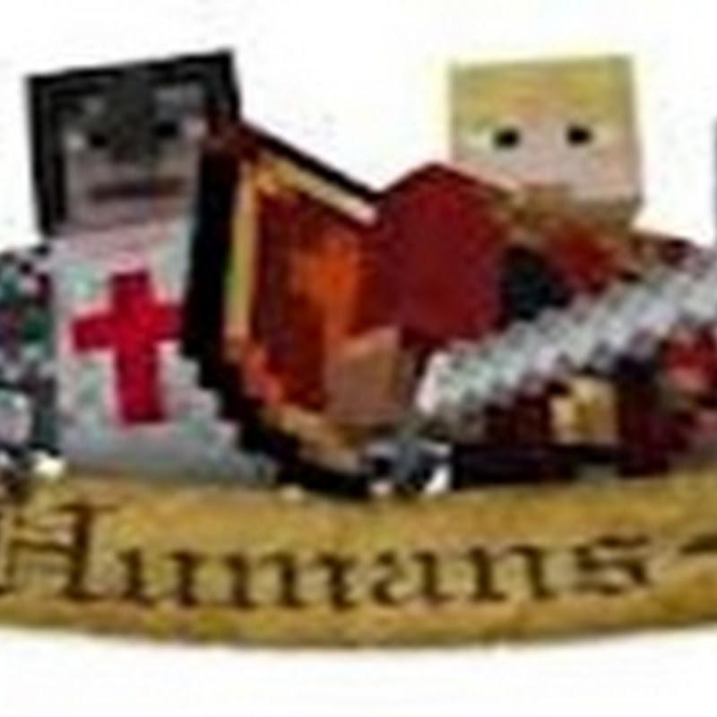 Minecraft 1.2.5–Human Plus Mod ( + umani)