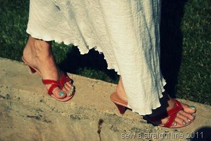 walking feet crossprocess