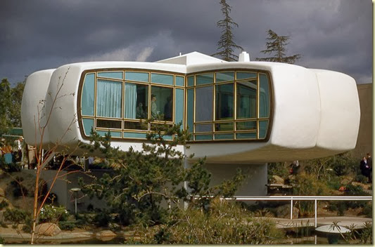 1957 Monsanto House of the Future