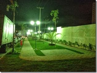MRV conclui reforma de praça em Nova Parnamirim
