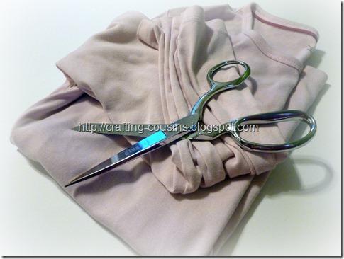 no sew infinity scarf (2