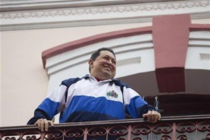 Chavez-vows-to-knock-out-rivals-at-Venezuela-poll