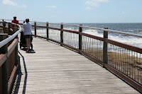 Boardwalk to Kings Beach