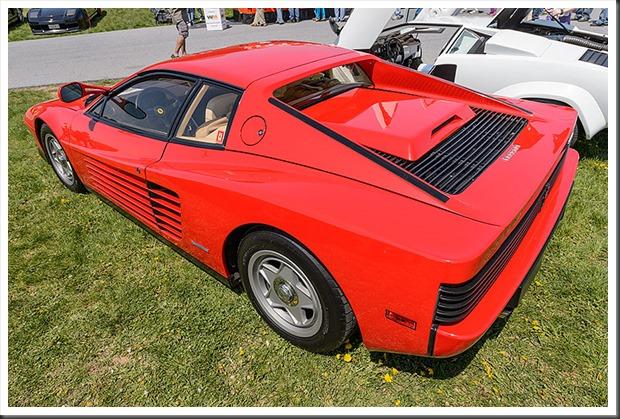 Joe Zaffareso's 1987 Ferrari Testa Rossa