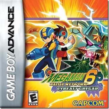 Download GBA Megaman Battle Network 6 Cybeast Gregar English for PC (Emulator + Rom)
