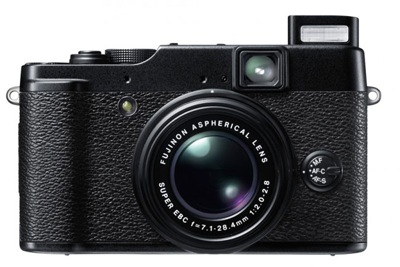 Fujifilm X10 1