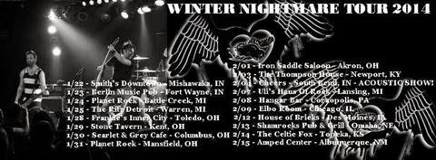 Winter Nightmare Tour
