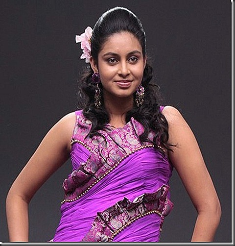 abhinaya as model
