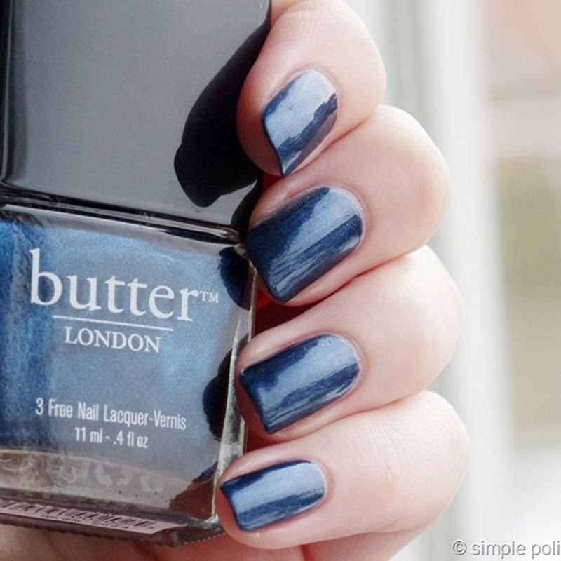 [Blue Friday] Butter London–Big Smoke