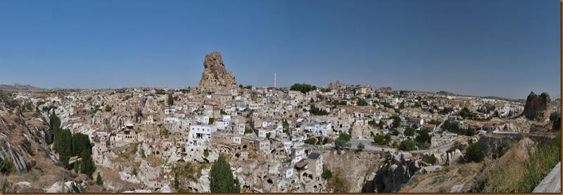 Cappadocia, panorama 4