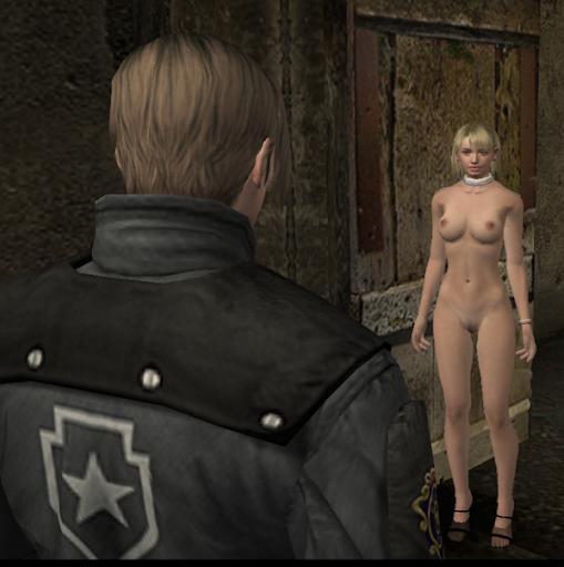 Videojuegos ashley desnuda resident evil 4 -