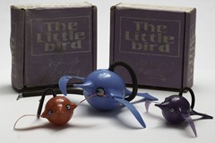 The Little Bird by Executive Games in red, blue, and purple