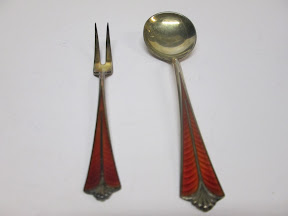 Sterling Appetizer Set