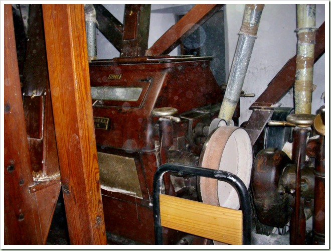 Molino Montanelli - funciona desde 1884