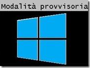 Come avviare Windows 8 in modalità provvisoria