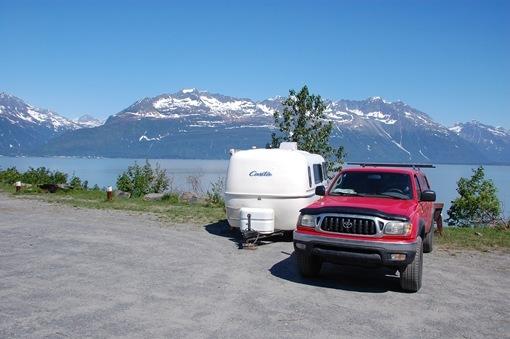 Allison PT Campground Valdez