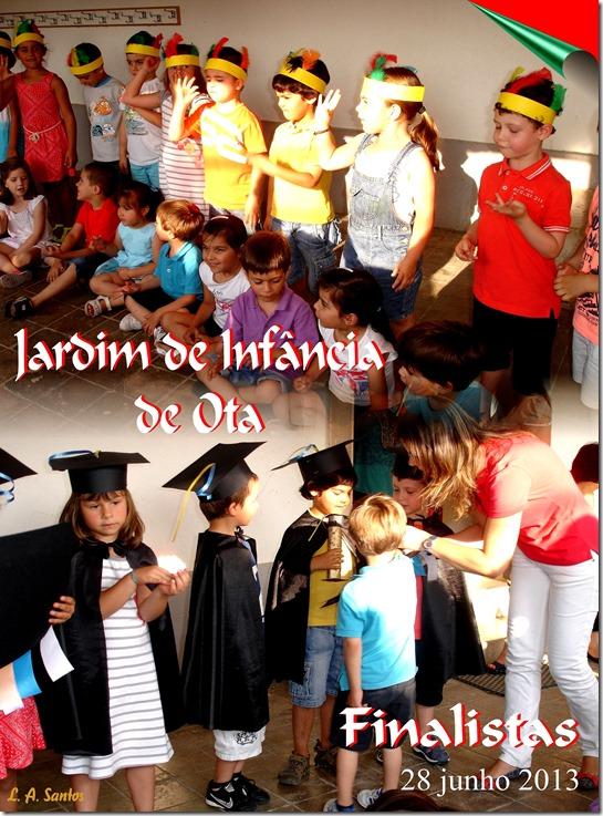 Festa Finalistas Jardim Infancia - 28.6.13