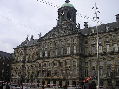 Obiective turistice Amsterdam: Palatul Regal