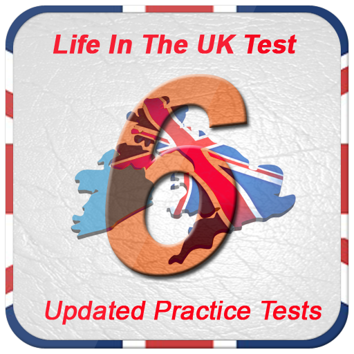 LATEST LIFE IN THE UK TEST - 6 書籍 LOGO-阿達玩APP