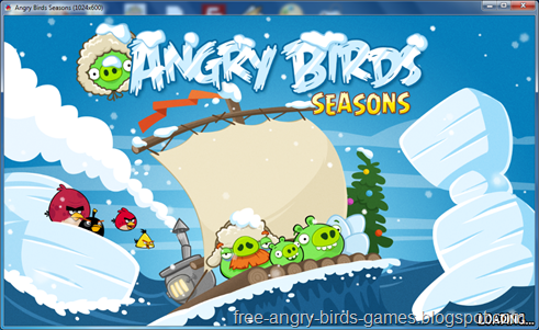 Free Download Angry Birds Seasons v4.0.1 PC Games