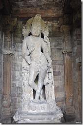 kajuraho 163 Chaturbhuja temple