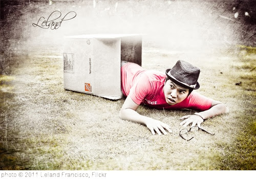 'Think Outside the Box' photo (c) 2011, Leland Francisco - license: http://creativecommons.org/licenses/by/2.0/