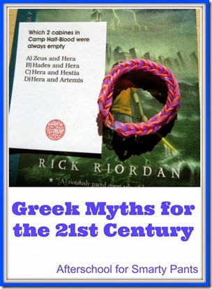 Greek Myths for the 21st Century Children