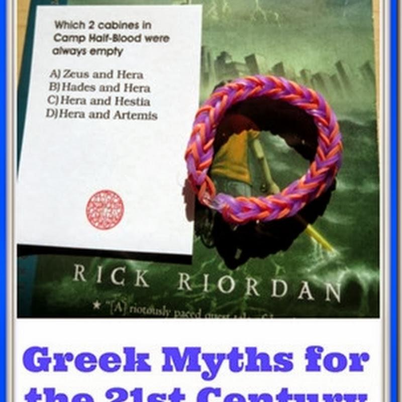 Greek Myths for the 21st Century