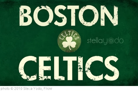'Boston Celtics Wallpaper v2' photo (c) 2010, Stella Yodo - license: http://creativecommons.org/licenses/by/2.0/